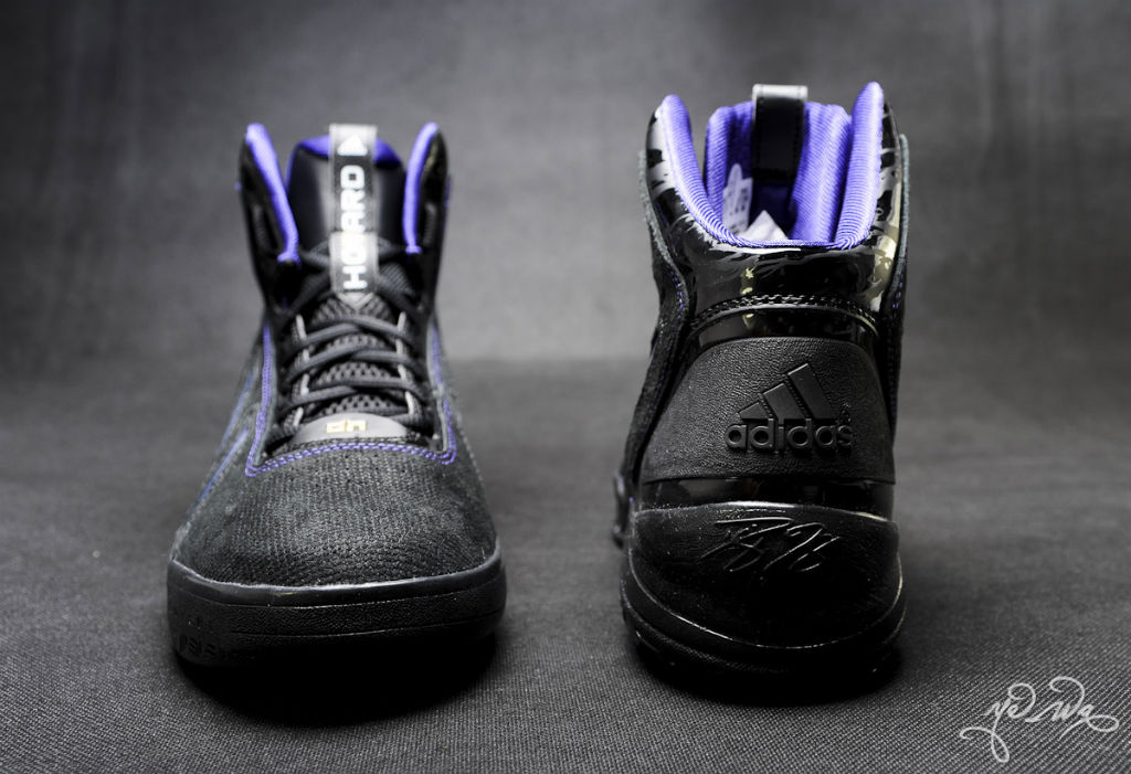 best loved 8939f 1e84a adidas adiPower Howard 3 Lakers Away (6)