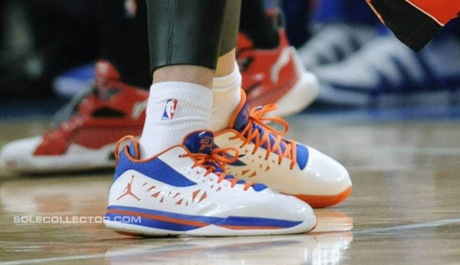 Jordan CP3.V Mike Bibby Knicks PE Home (4)