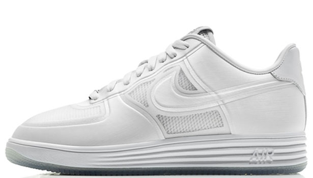 Nike Lunar Force 1 White/White-Ice