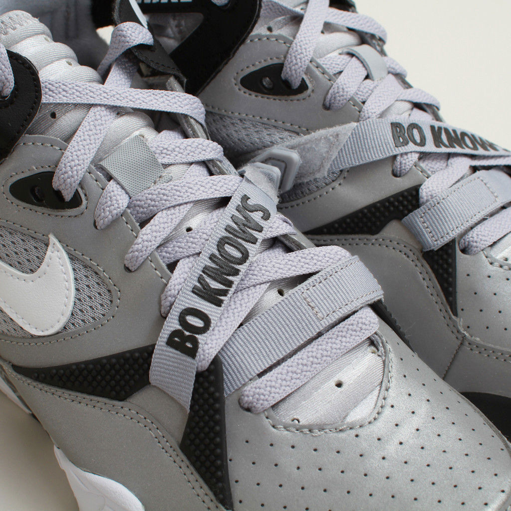 Nike Air Trainer '91 QS NFL Raiders / Bo Knows (6)