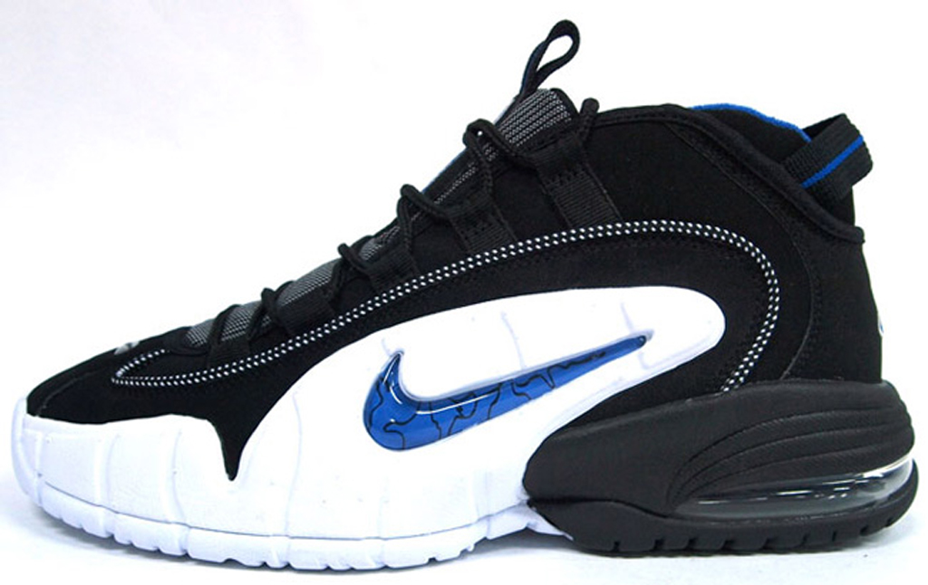 13b087e0067a4 The Nike Air Penny By The Numbers