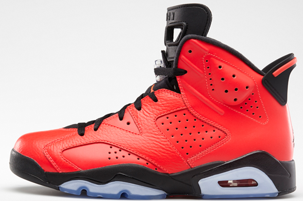 Air Jordan 6  The Definitive Guide to Colorways  cdc766f6d