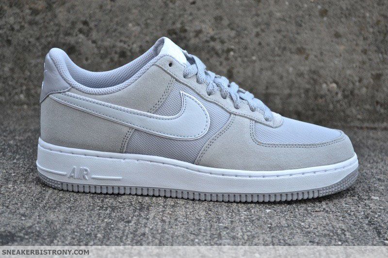 1d4c19a89 Nike Mixes Materials On the Air Force 1 Low | Sole Collector