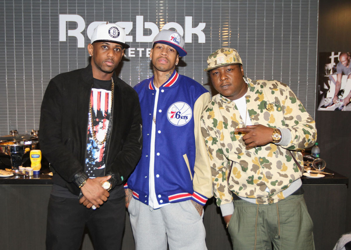 Reebok Q96 Launch Event featuring Allen Iverson // Photos (12)