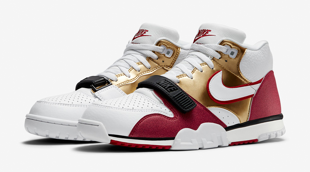 super popular 884e6 3790f Nike Air Trainer 1s for the GOAT Wide Receiver