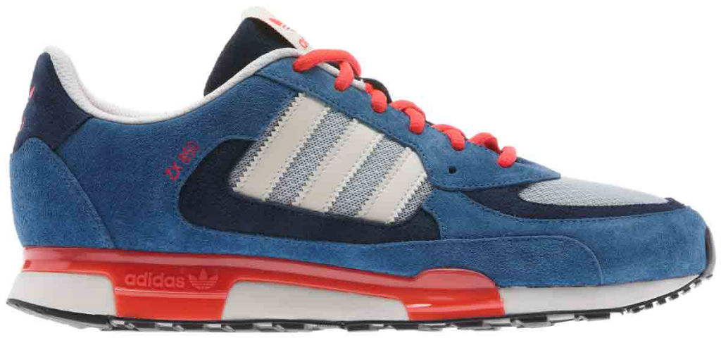 adidas Originals ZX850 Blue Infrared Q22084