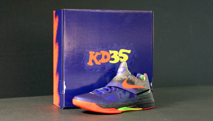 Nike Zoom KD IV 4 NERF Official Release Date Details