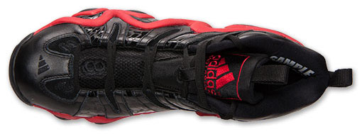 adidas Crazy 8 - Black/Red - Finish Line Exclusive (7)