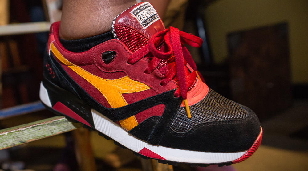 Raekwon and Packer Shoes Have Another Diadora Collab | Sole