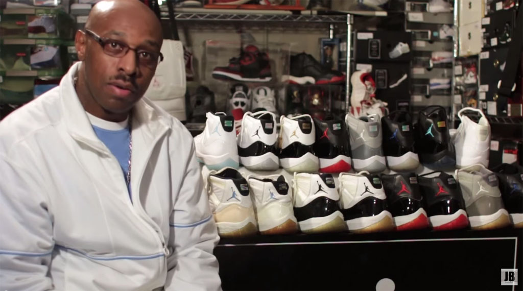 JumpmanBostic and the Air Jordan XI 11