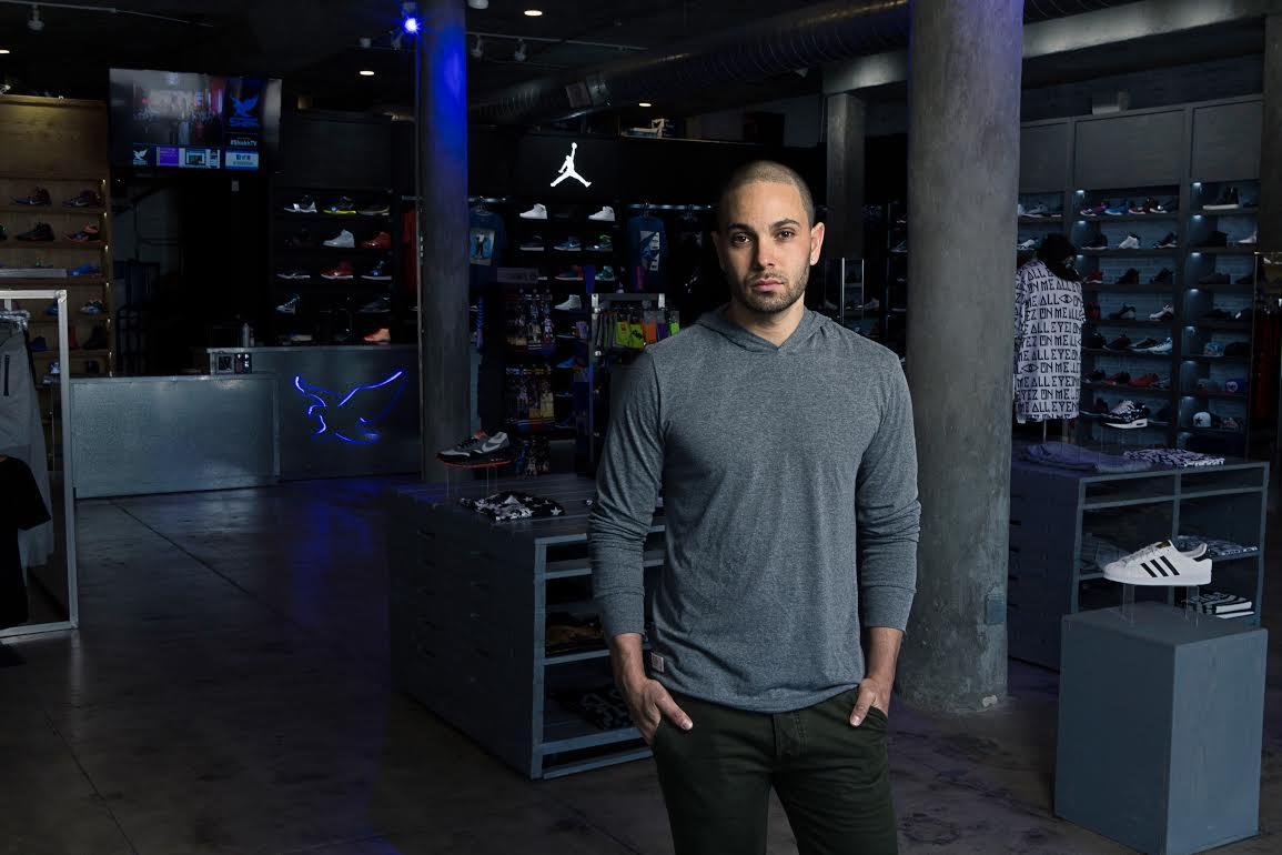 Memoirs Of An Ekin Inside Nike S Coolest Job Sole Collector
