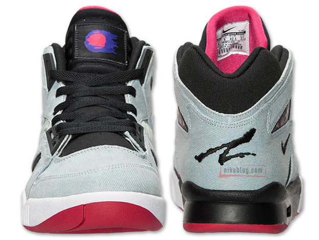 e1c424936635 ... The Denim Nike Air Tech Challenge Hybrid is expected to hit retailers  in July. via ...