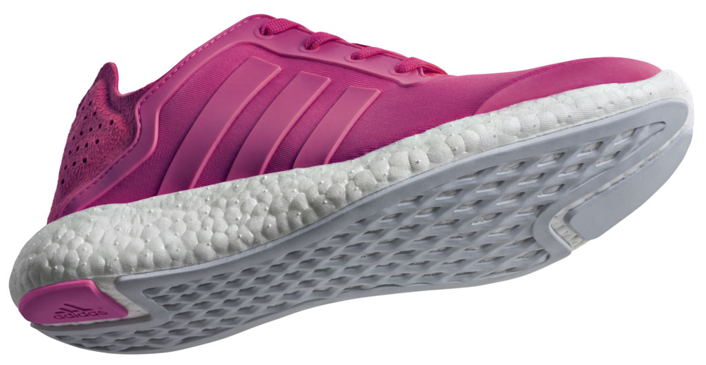 adidas Introduces Pure Boost Women's Pink