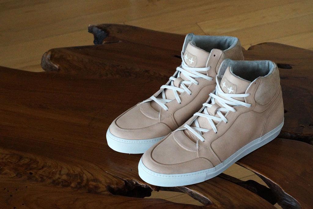 JBF Customs Primo Tan Sneaker (9)