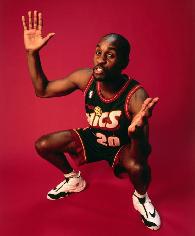 Gary Payton's Top 20 Shoes | Sole Collector