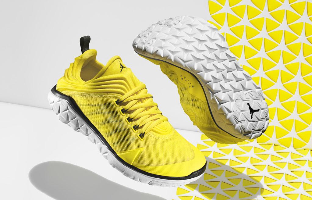 buy online fa352 1e1e5 Jordan Flight Flex Trainer Yellow (1)