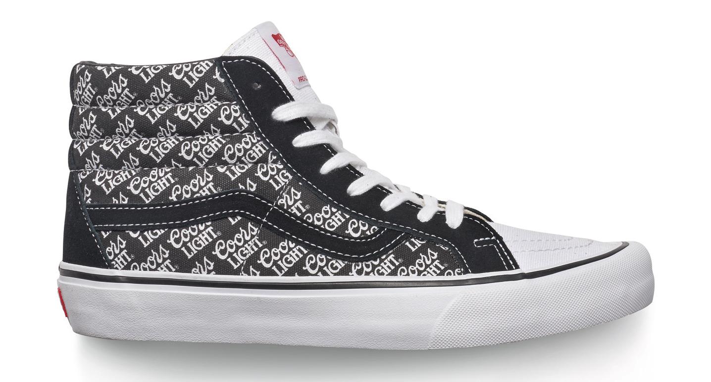 Vans Coors Light Sneakers