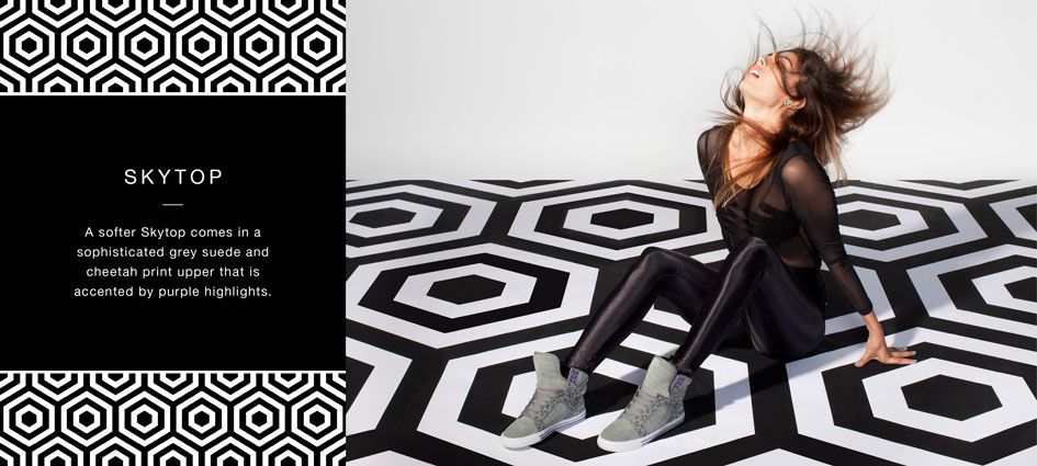 Supra Women's Footwear Fall 2012 Lookbook (4)