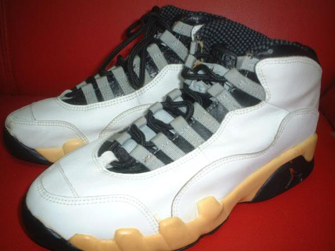 buy popular 9afe5 b8cbf 30 Air Jordan 10 Samples That Never Released | Sole Collector