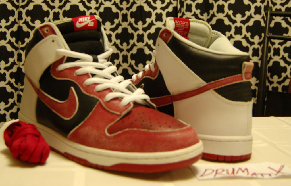 Spotlight // Pickups of the Week 12.29.12 - Nike SB Dunk High Jason Voorhees by DRUMattX