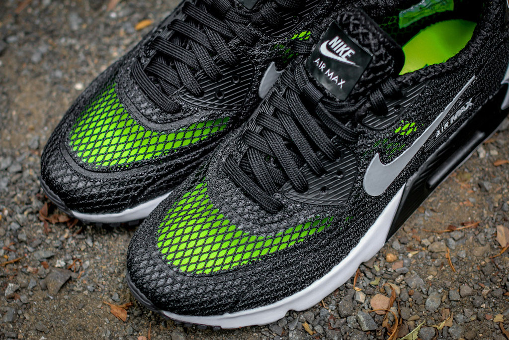 Nike Air Max 90 Ultra Breeze Black (3)