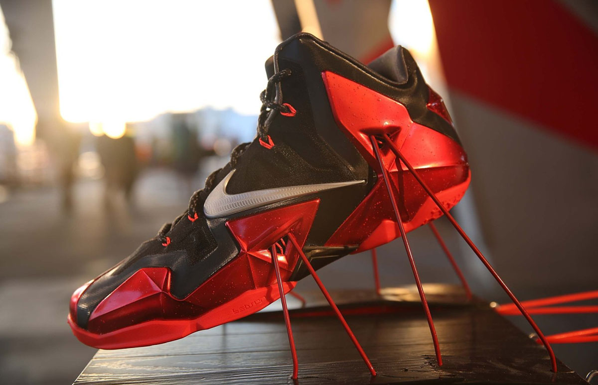 Nike LeBron James 11/11 Experience Event Photos (27)