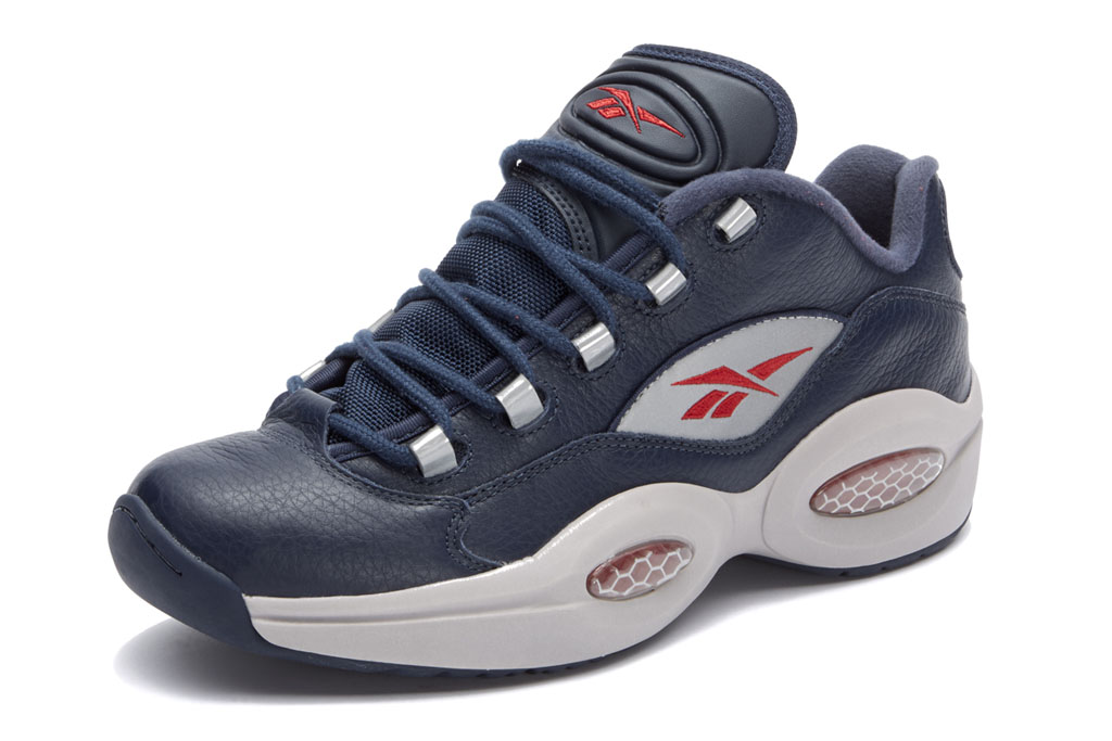 Reebok Question Low Patriot Pack. Released  June 28 9bb641db5845