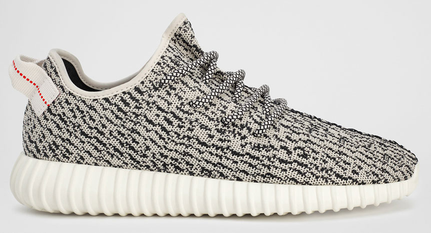 Adidas Yeezy Grey And Black
