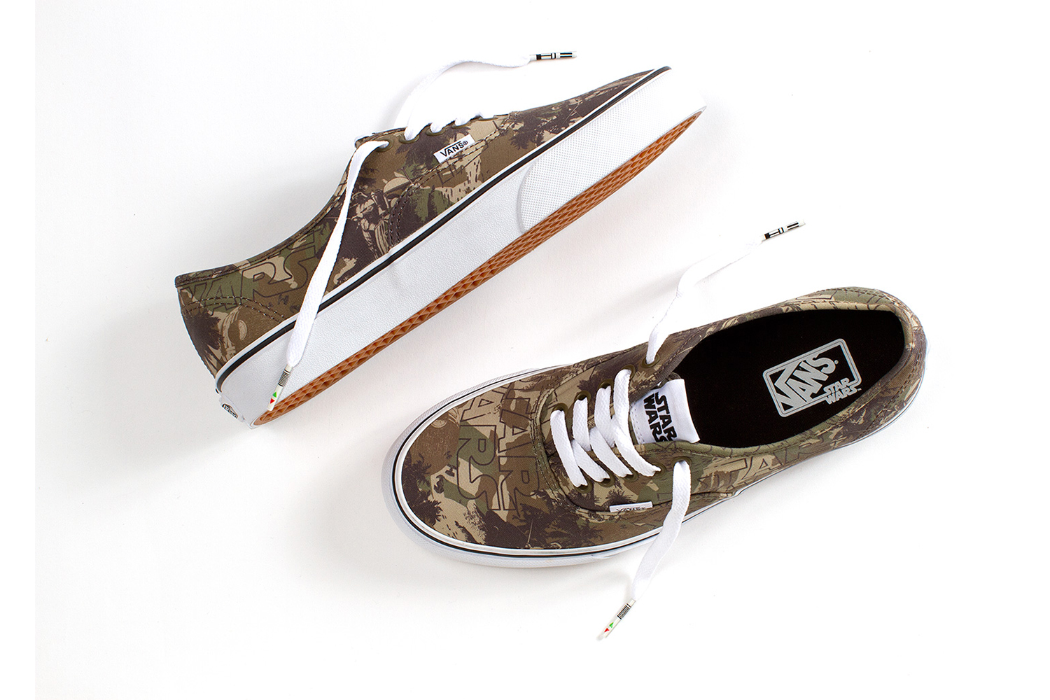3bd9a8f440bf7 Star Wars and Vans Use the Power of the Force for New Collection ...