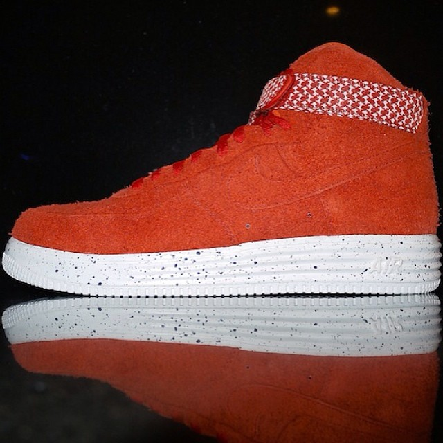DJ Clark Kent Picks Up UNDFTD x Nike Lunar Force 1 High