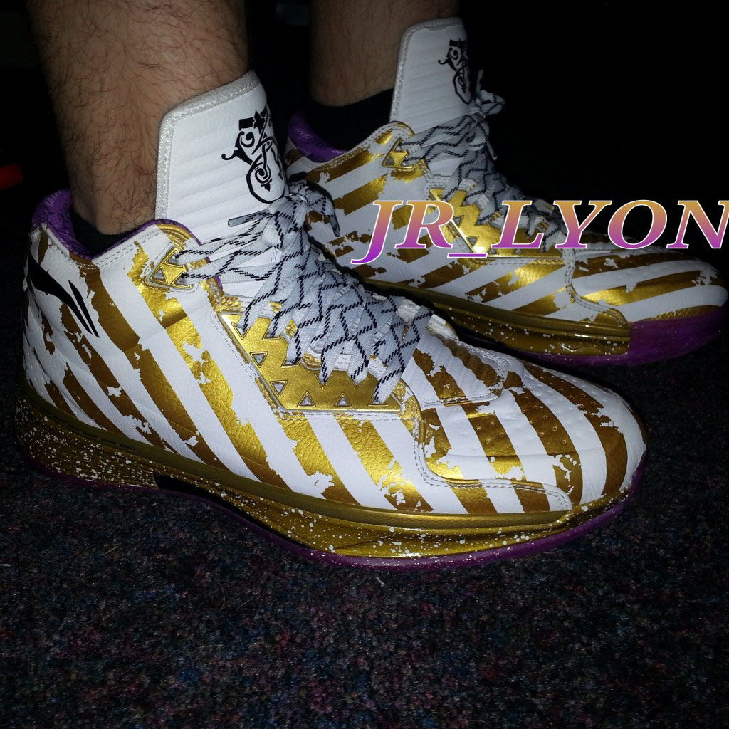Spotlight // Forum Staff Weekly WDYWT? - 11.4.13 -  Li-Ning Way of Wade 2 Dynasty by jr_lyon