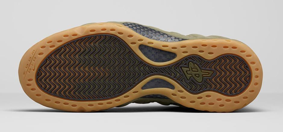 7cf00119d5 Here's the 'Olive' Nike Air Foamposite One, Officially | Sole Collector