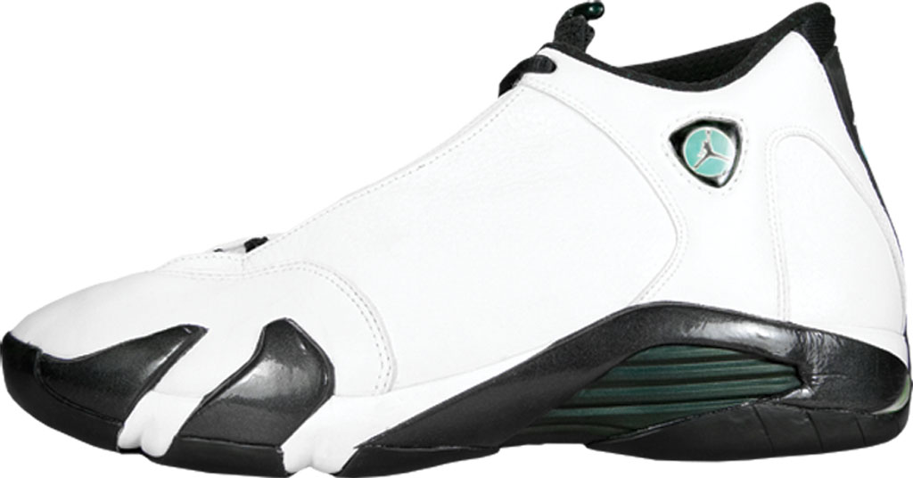 326c22b5d597 Air Jordan 14 Indiglo Oxidized Green 2016