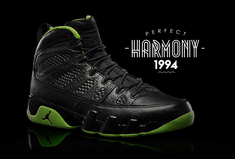 Jordan Brand XX8 Days of Flight // Air Jordan IX 9 (1)