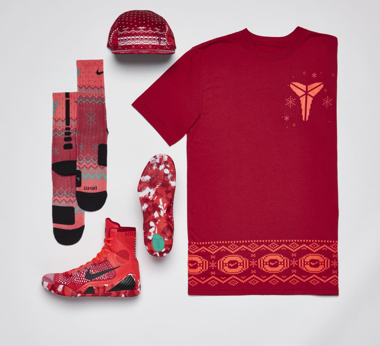 Nike Basketball's 2014 'Christmas' Collection | Sole Collector
