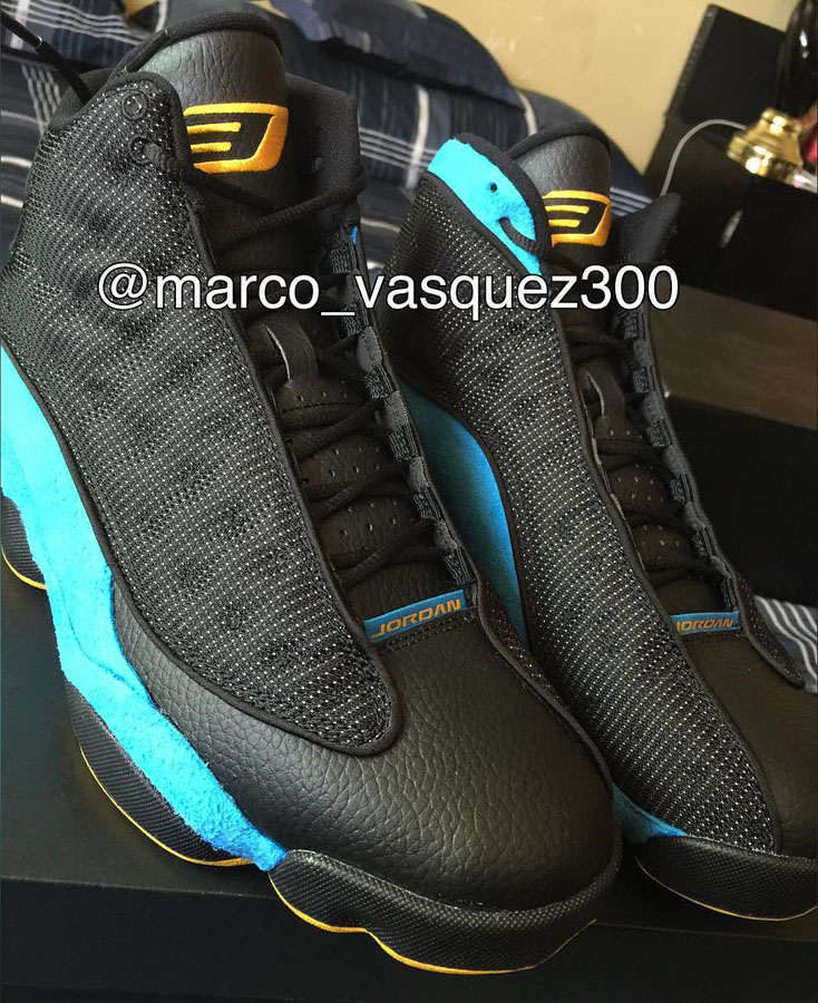 brand new c35de 096ae Air Jordan 13 CP3 PE Away 823902-015 (1)