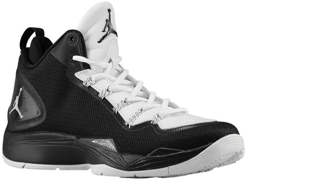 Jordan Super.Fly 2 PO Black/White-White
