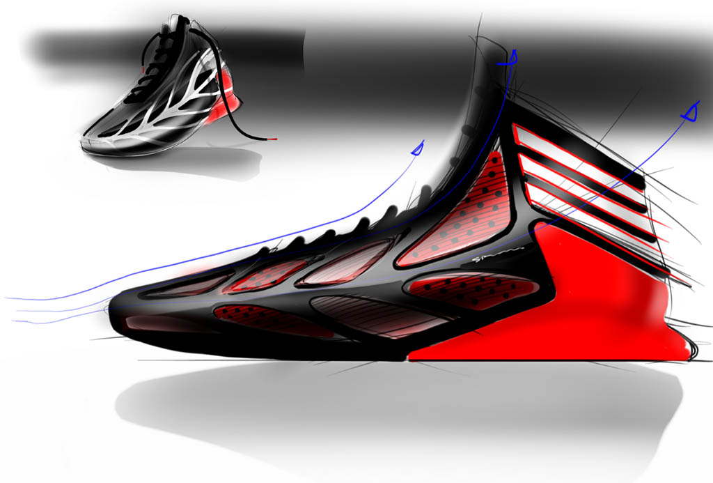 adidas adiZero Crazy Light 2 Sketch (10)