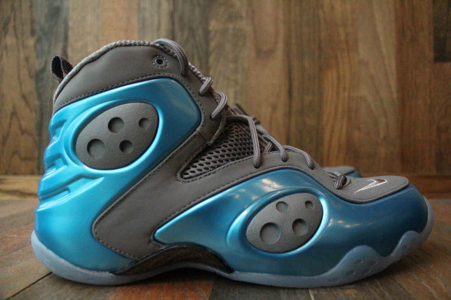 7811568e0b0 Nike Zoom Rookie LWP Dynamic Blue Cool Grey New 472688-402 (1)