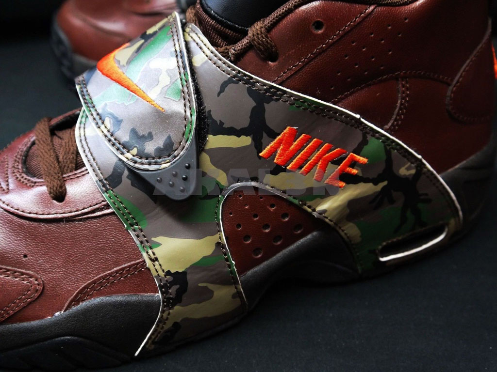 Nike Air Veer - 'Leather Camo' Sample (5)