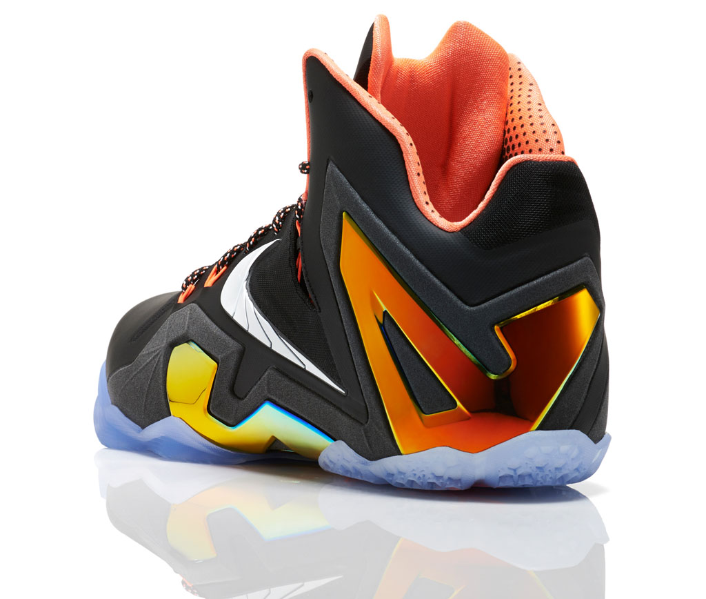 Nike LeBron XI 11 Elite Series Gold (4)
