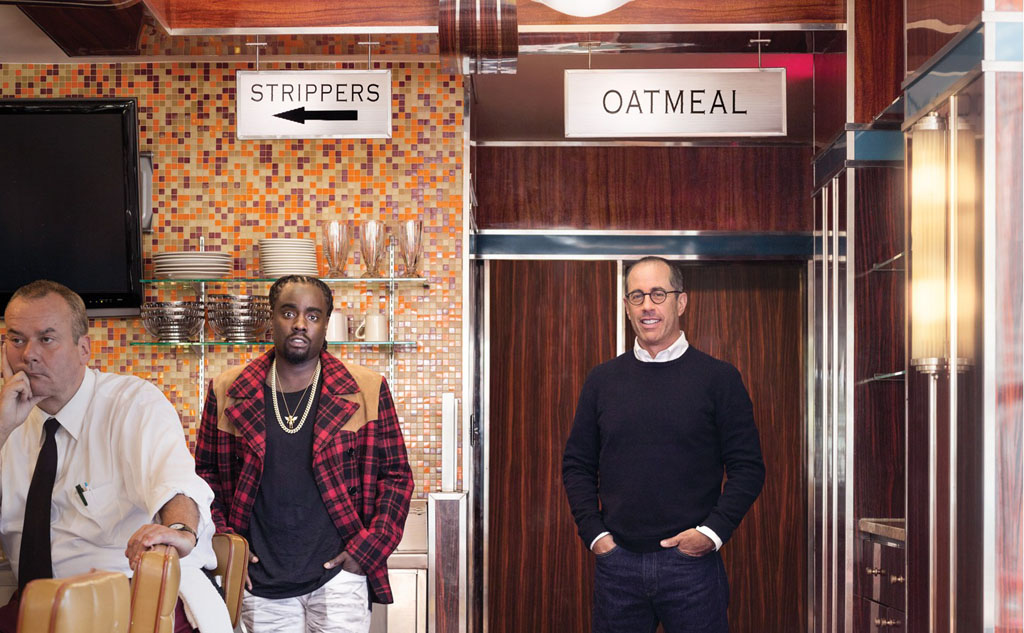 Jerry Seinfeld and Wale Discuss Sneakers | Sole Collector