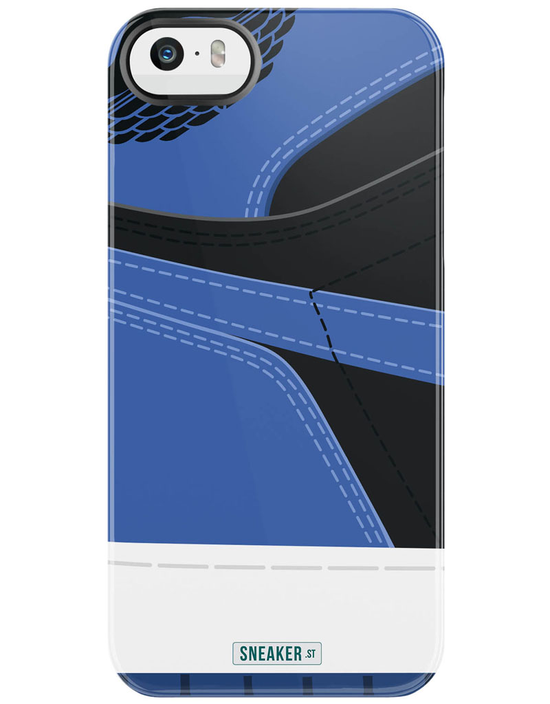 SneakerSt x Air Jordan 1 Royal iPhone Case