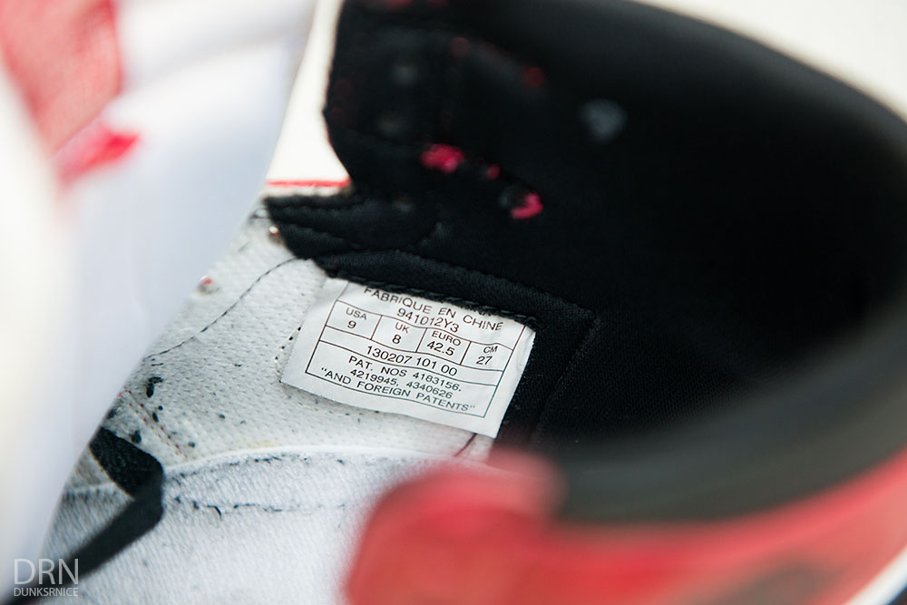 Comparing of 'Chicago' Air Jordan 1 30 ReleasesSole Years XZPkui