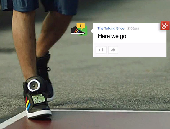 Google and adidas come together to introduce