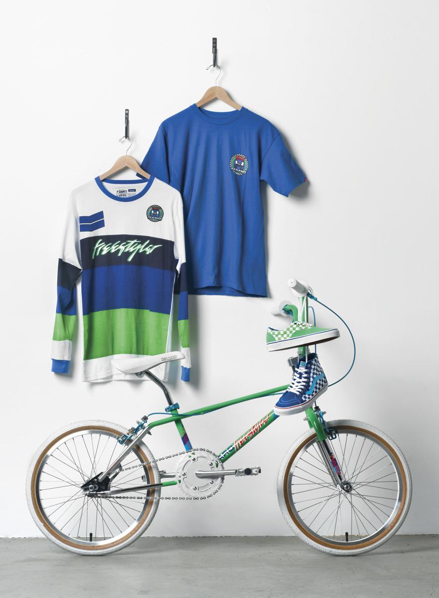 Haro Bikes x Vans \