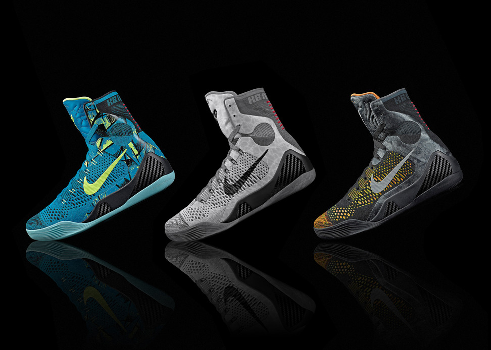 Nike Unveils Three New Colorways Of The Kobe 9 Elite Sole Collector