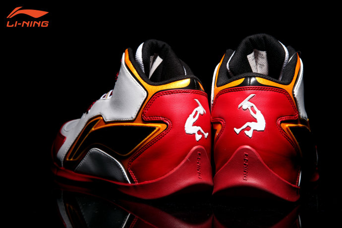 Li-Ning Shaq Zone Miami Heat 3