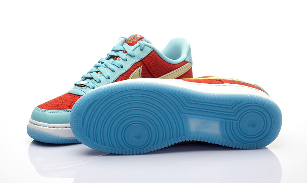 new style 84213 54803 Nike Air Force 1 Low Year of the Dragon Summer Edition (3)