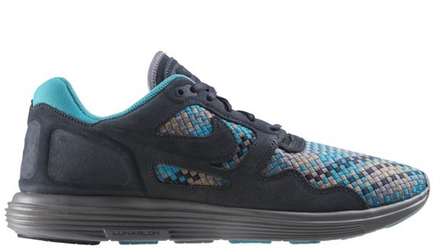 Nike Lunar Flow Woven QS Anthracite/Black-Bamboo